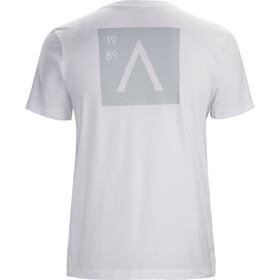 Arc'teryx A Squared SS T-Shirt Herr white